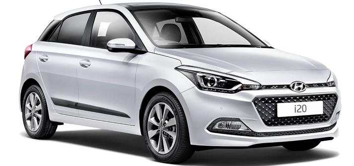 Hyundai Ý20 BENZÝN 2017 MODEL