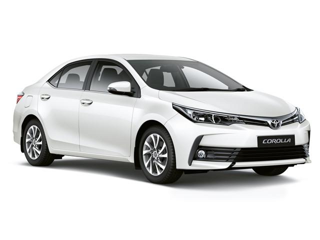 Toyota COROLLA OTOMATÝK BENZÝN 2017 MODEL