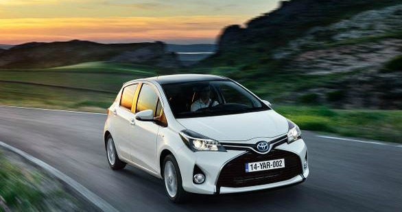 Toyota Yaris -Model 2015