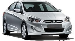 Hyundai acsent blue dizel