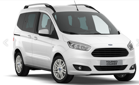 Ford TOURNEO COURIER 2015 MODEL